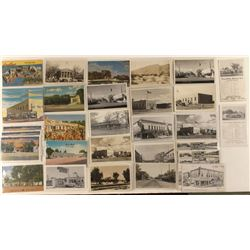 Palisade and Battle Mountain Postcard Collection