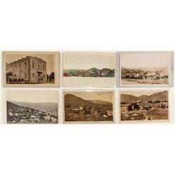 Pioche Postcard Collection