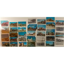 Various Rhyolite Postcards