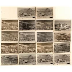 Rhyolite, Ghost Town View Postcards