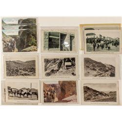 Rhyolite Printed Postcards