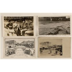 Life in Tonopah Postcard Collection