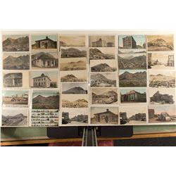 36 Tonopah Postcards