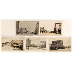 Tonopah Main Street Photographs