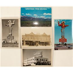 Northeastern Nevada Postcards