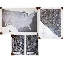 Nevada Mosaic Imagery Maps