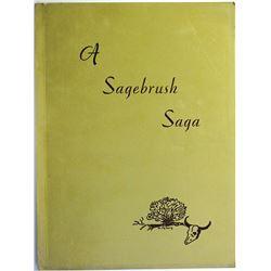 """A Sagebrush Saga,"" by Lester Mills"
