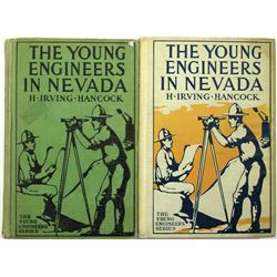 """""""Young Engineers in Nevada,"""" Two Book Set"""