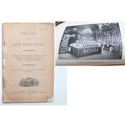Nevada and Her Resources, Publication