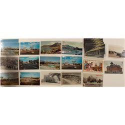 Central Western Nevada Postcards