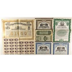 North & South Carolina and Missouri Bonds