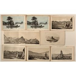 Stansbury Expedition Lithographs (Salt Lake City)