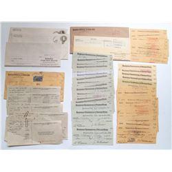Utah Checks and Receipts