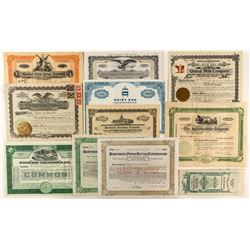 Dairy Products Stock Certificates