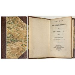 Tithes Antichristian and Impolitic (1798 book)