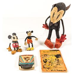 Rare Mickey Mouse Ephemera