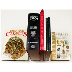 Asian and Other Art Books