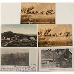 Southern Mother Lode Mining Postcards