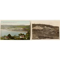 Lake County Mining Postcards