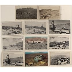 Randsburg Mining Postcard group