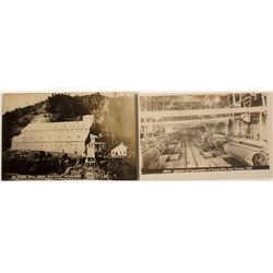 Sonora Area Mining Postcards