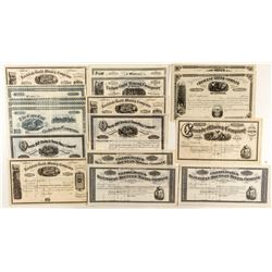 Unissued Colorado Mining Stock Collection 2