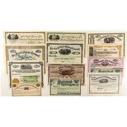 Unissued Colorado Mining Stock Collection 3