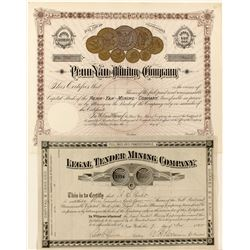 Two Numismatic-Themed Montana Mining Stocks