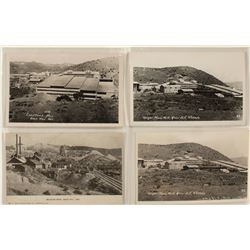 Gold Hill and American Flat Mining Postcards