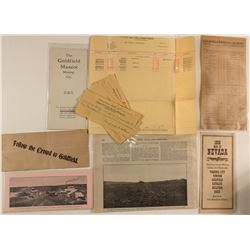 Goldfield Ephemera