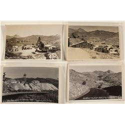 Silver City Mining Postcards