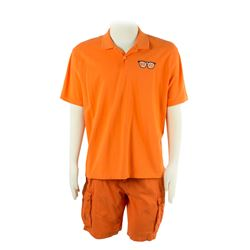 Brenner (Adam Sandler) NERD Uniform from Pixels