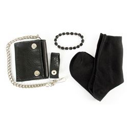 Eddie (Peter Dinklage) Hero Wallet & Bracelet from Pixels