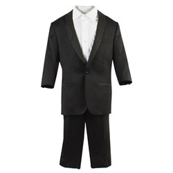 Eddie (Peter Dinklage) Hero Tuxedo Costume from Pixels