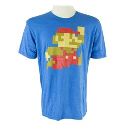 Ludlow (Josh Gad) Super Mario Bros. T-Shirt from Pixels