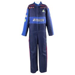 Child Size Arcader Jumpsuit from Pixels