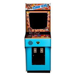 Donkey Kong Screen-used Working Arcade Game Console from Pixels