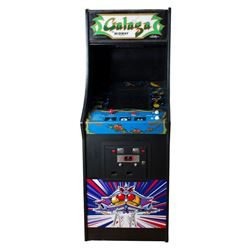 Galaga Screen-used Working Arcade Game Console from Pixels