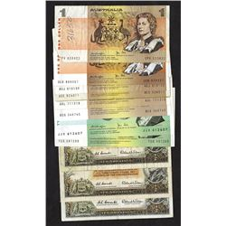 Commonwealth of Australia, Reserve Bank issues.