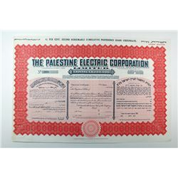 Palestine Electric Corp. Ltd., 1954.