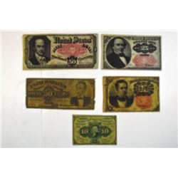 Postage & Fractional Currency Group.