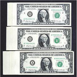 F.R.N. $1, 1969 Banknote Variety Group.