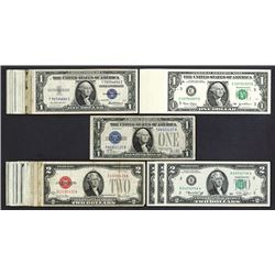 Silver Certificates, United States Notes and Federal Reserve Notes.