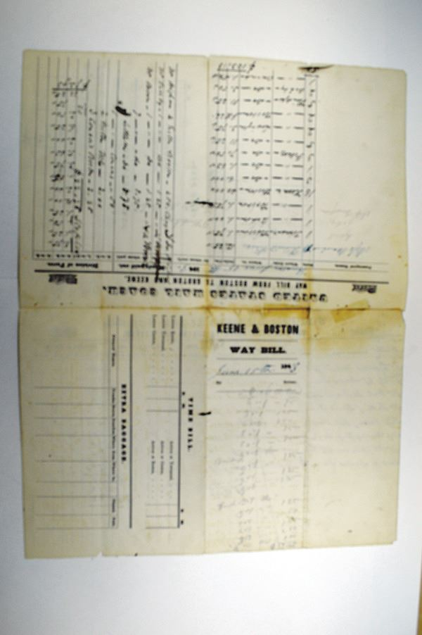 Wells Fargo Adams Co And Other Receipts And Invoices