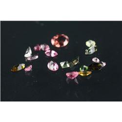 Genuine Tourmaline Gemstones Retail $150