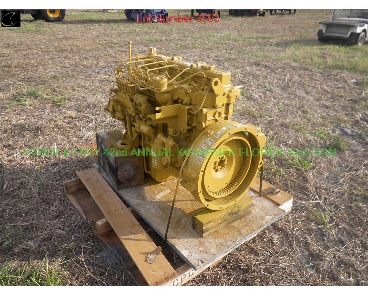 Caterpillar 3046 Diesel Engine, fits D3C