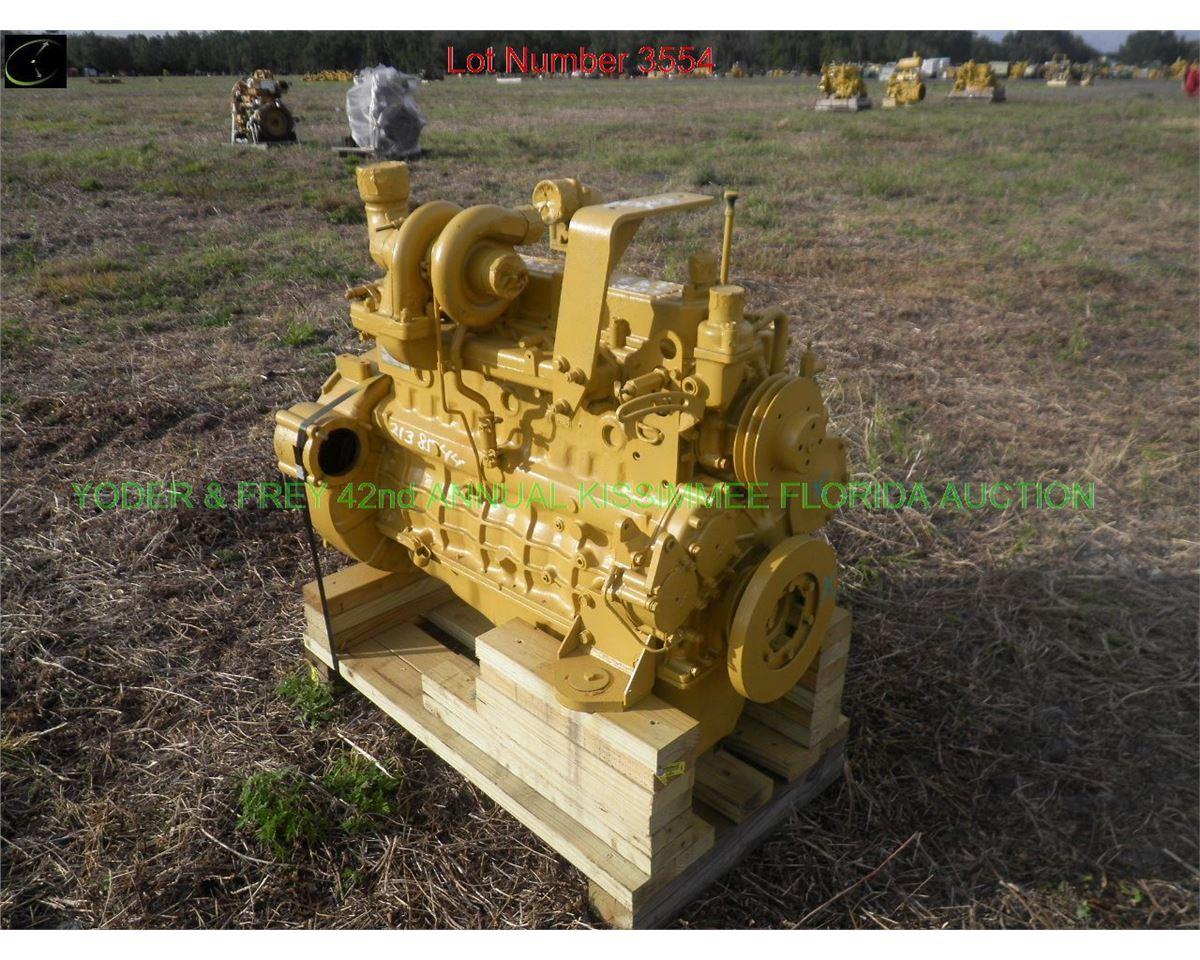 Caterpillar 3046 Diesel Engine, Pn  2228278, fits 315  (Y01)