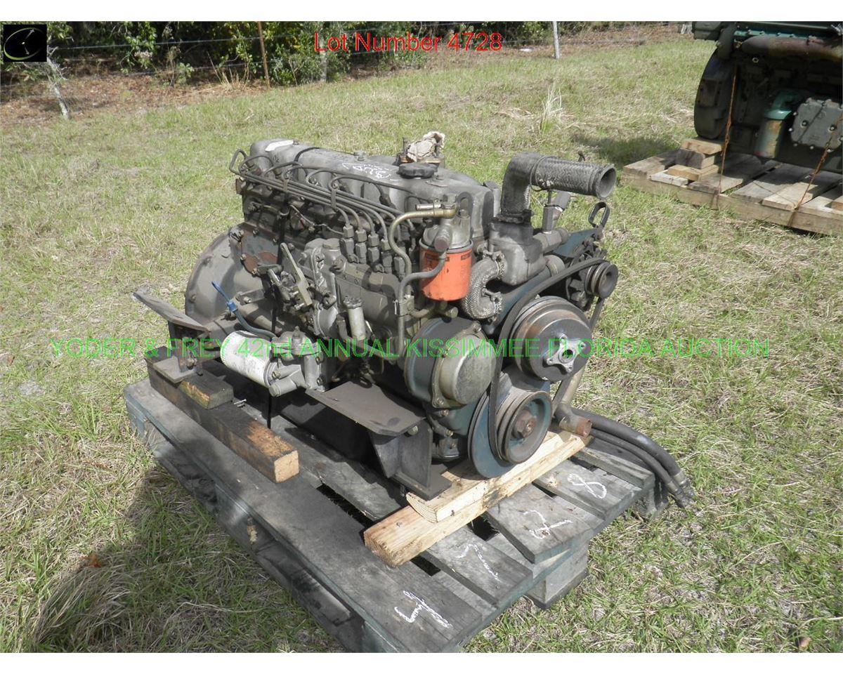 nissan sd33 diesel engine