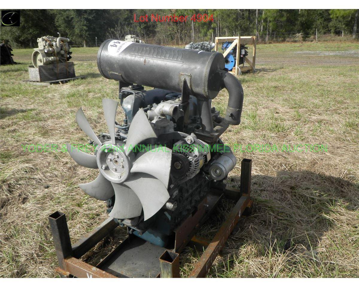 Kubota V2403 Diesel Engine, Sn  CC0329