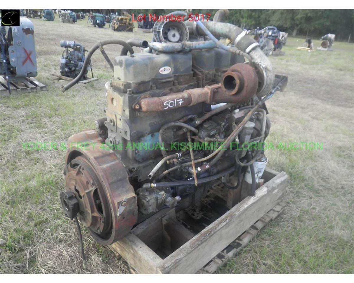 Mack 2 Valve Diesel Engine, 6 cyl , 300 hp, Jake brake